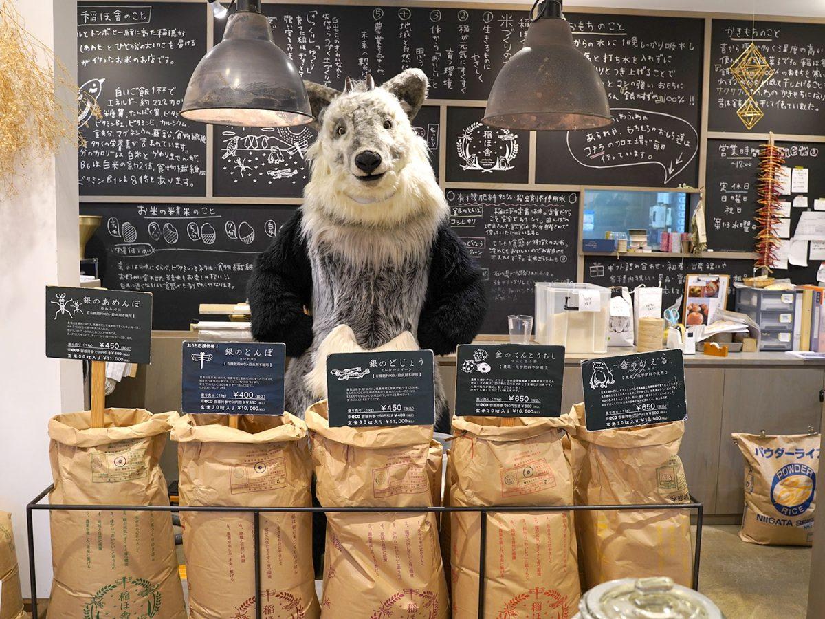 【石川県白山市 稲ほ舎にて】体と自然に優しいお米やちゃ